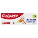 Colgate Kids Anticavity Fluoride Toothpaste 0-3 Years Mild Fruit Flavour 80g