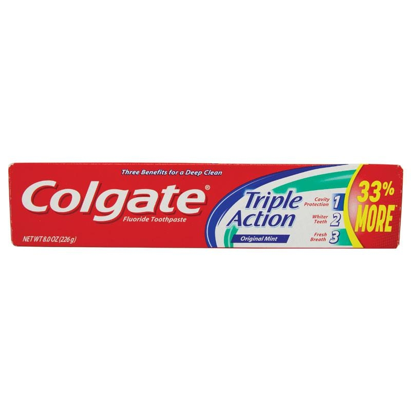 Colgate Toothpaste Triple Action 226g
