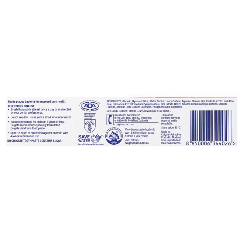 Colgate Toothpaste Total Gum Health 115g