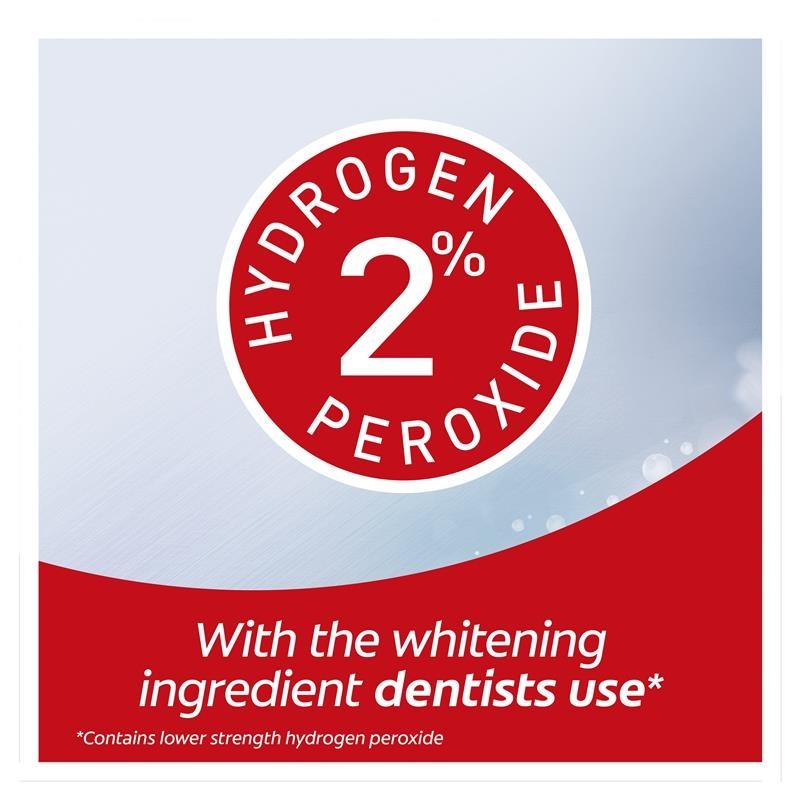 Colgate Toothpaste Optic White High Impact 125g