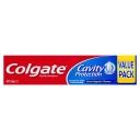 Colgate Cavity Protection Great Regular Flavour Fluoride Toothpaste with liquid calcium 250g Value Pack