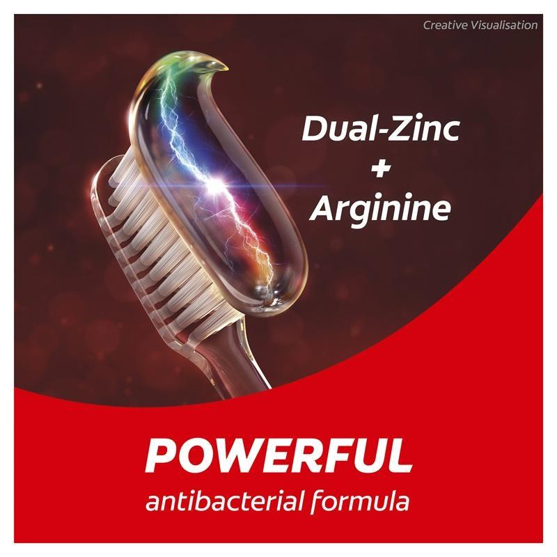 Colgate Total Mint Stripe Antibacterial Fluoride Gel Toothpaste 200g