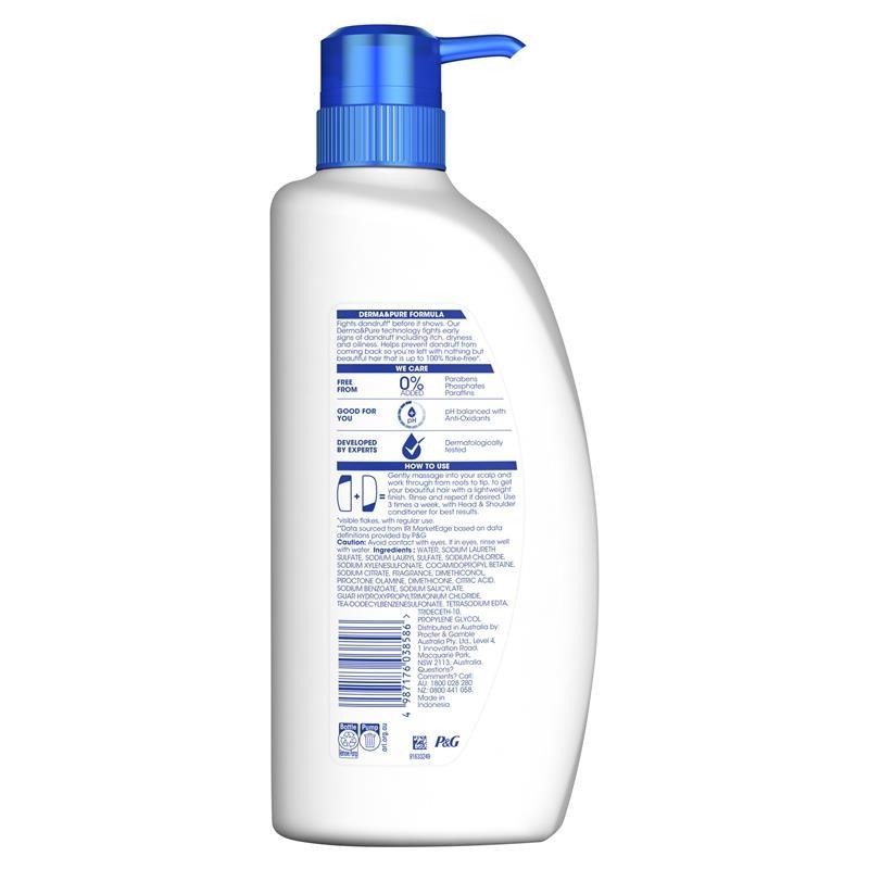 Head & Shoulders Smooth & Silky Shampoo 660ml