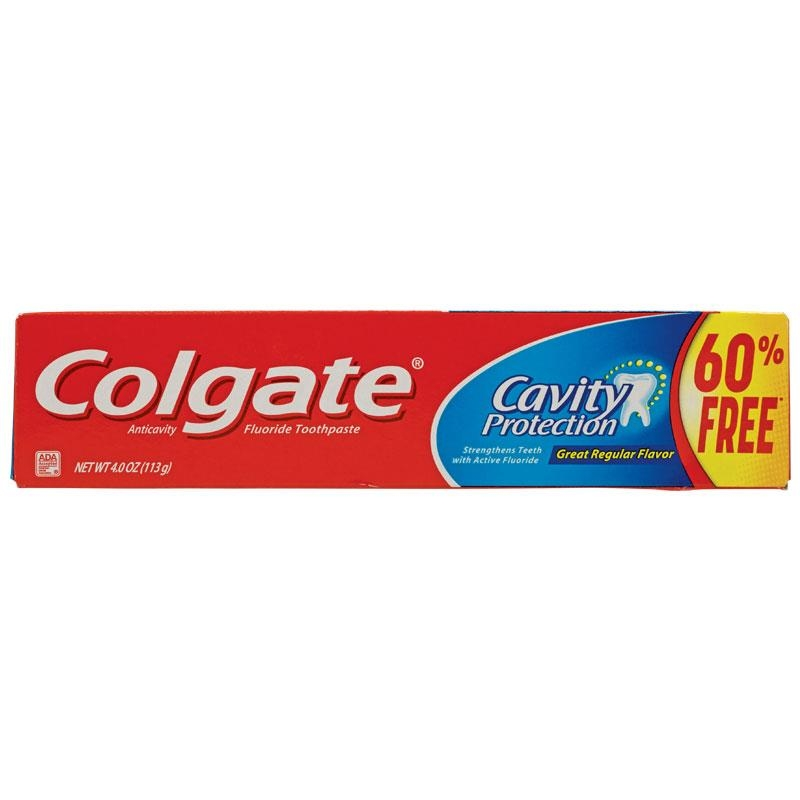 Colgate Toothpaste Cavity Protect 113g