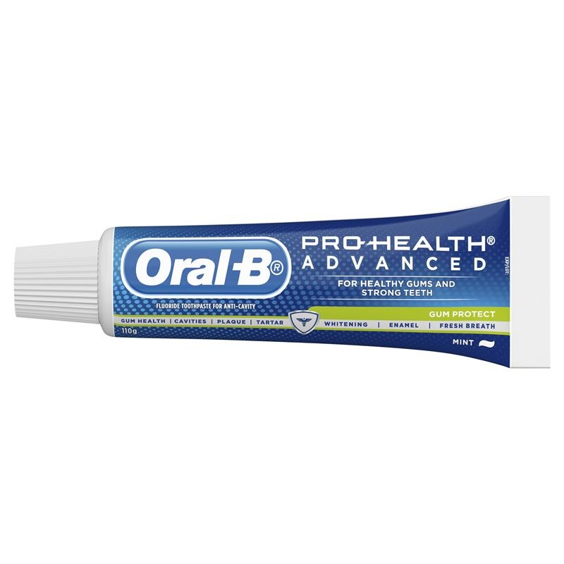 Oral B Toothpaste Pro Health Advanced Gum Protect 110g