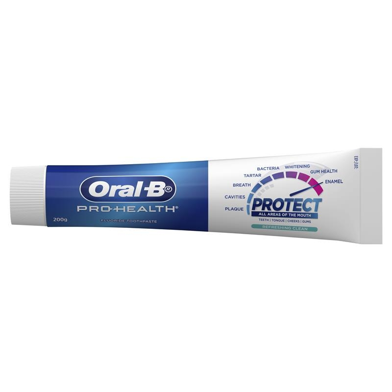 Oral B Toothpaste Pro Health Protect Refreshing Clean 200g