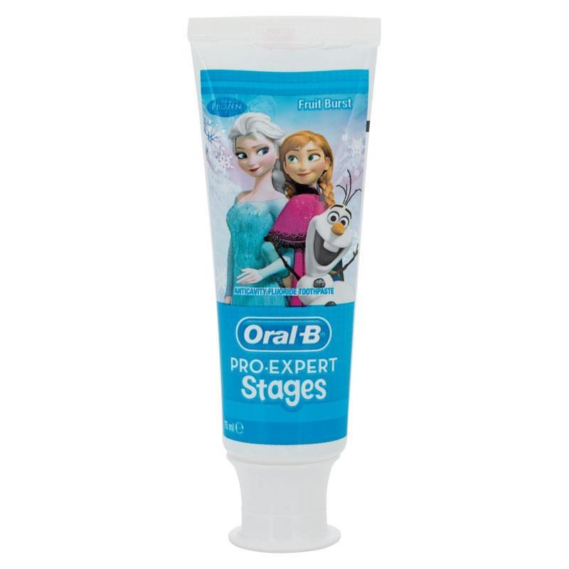 Oral B Stages Frozen Toothpaste 75ml