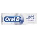 Oral B Toothpaste Gum Detoxify Intensive Clean 110g