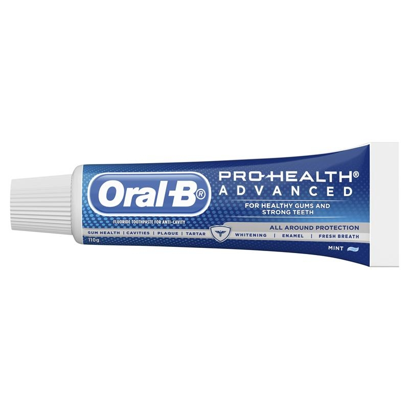 Oral B Toothpaste Pro Health Advanced All Around Protection 110g
