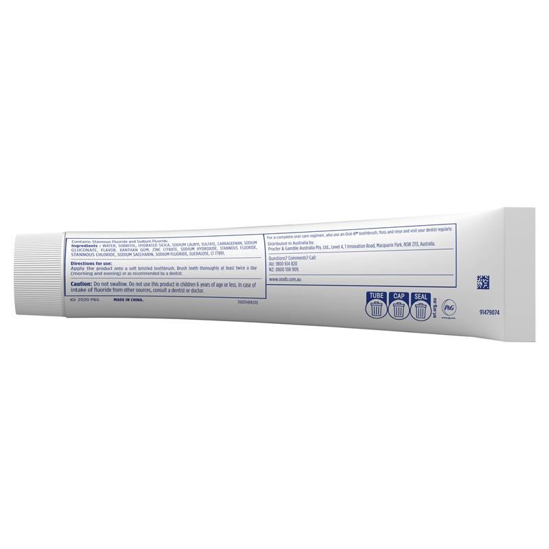 Oral B Toothpaste Pro Health Protect All Around Protection 200g