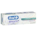 Oral B Teeth Whitening Toothpaste 3D White Luxe Diamond Strong 95g