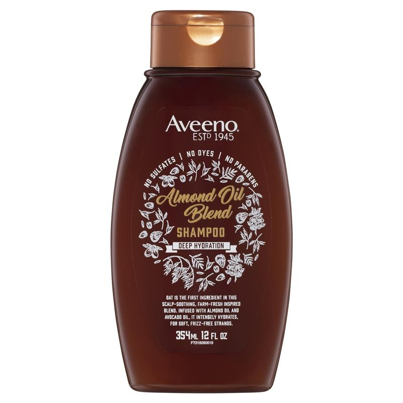 Aveeno Almond Oil Shampoo 354ml Online Only