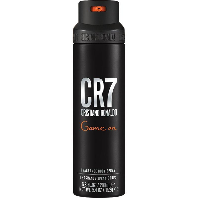 Cristiano Ronaldo CR7 Game On Body Spray 200ml