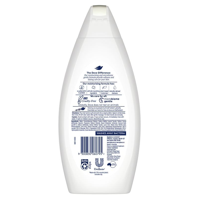 Dove Body Wash Restoring Coconut 500ml
