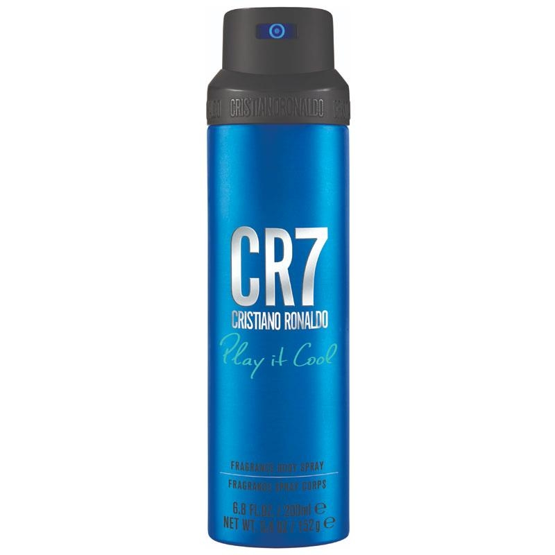 Cristiano Ronaldo CR7 Play It Cool Body Spray 200ml