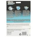 Gillette Crazy Days Mach Turbo 12 Blades + Razor