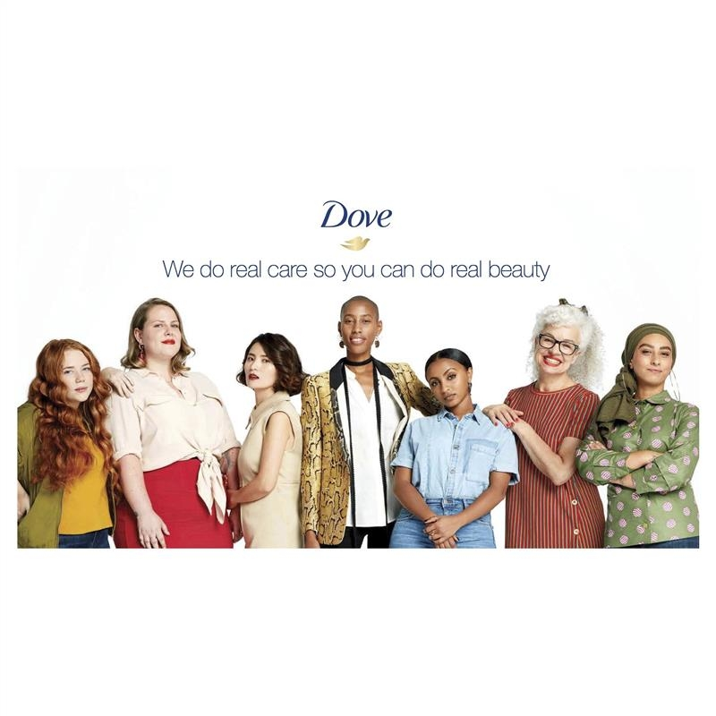 Dove Beauty Bar Exfoliating 4 Pack