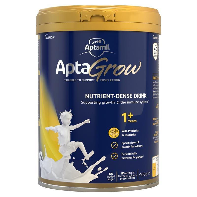 Aptamil Aptagrow 1+ Years Milk Drink 900g