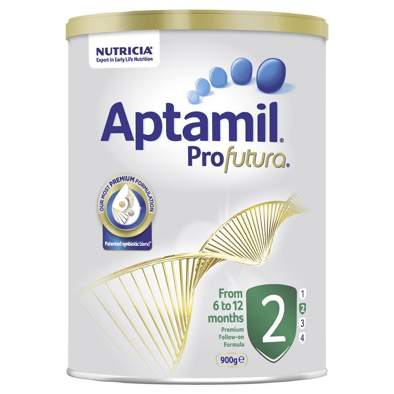 Sữa bột - Aptamil Profutura Follow On Formula 900g New