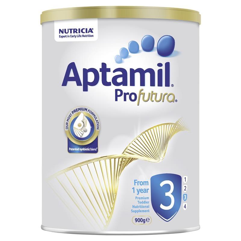 Sữa bột - Aptamil Profutura Toddler 900g New