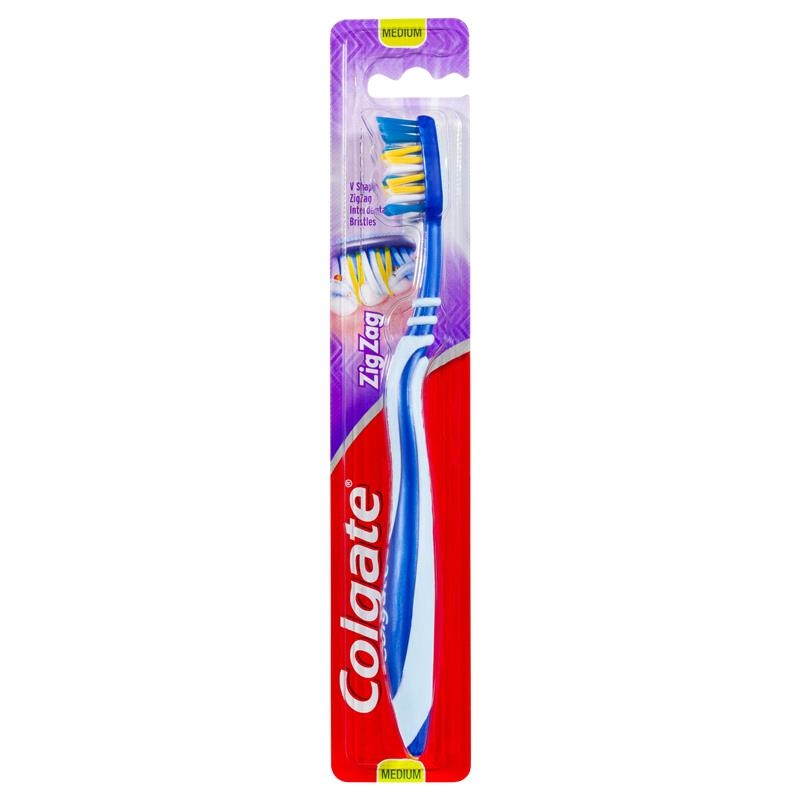 Colgate Toothbrush Zig Zag Medium