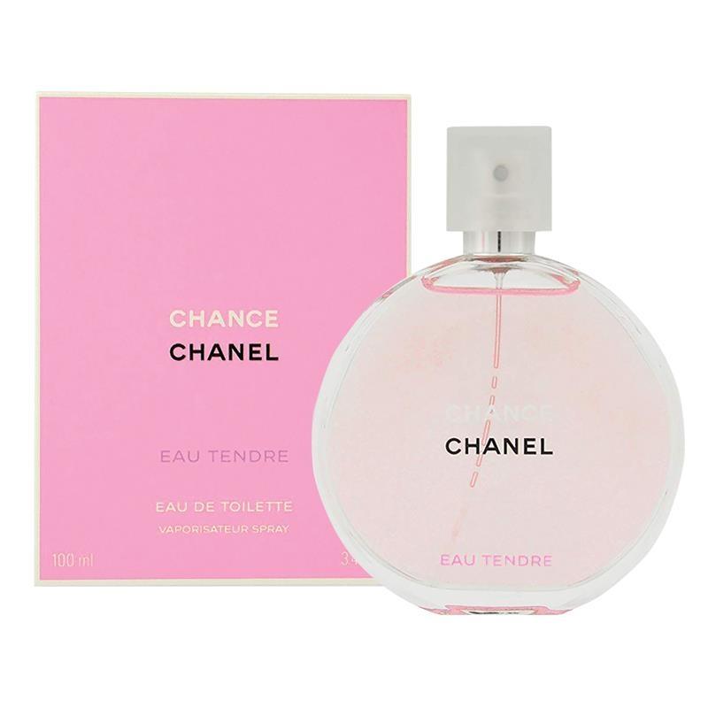 Chanel Chance Eau Tendre Eau de Toilette 100ml Spray