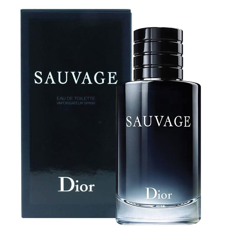 Dior Sauvage Eau de Toilette Spray 100ml New