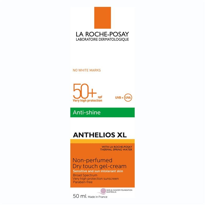 La Roche-Posay Anthelios XL Dry Touch SPF50+ Sunscreen For Oily Skin 50ml