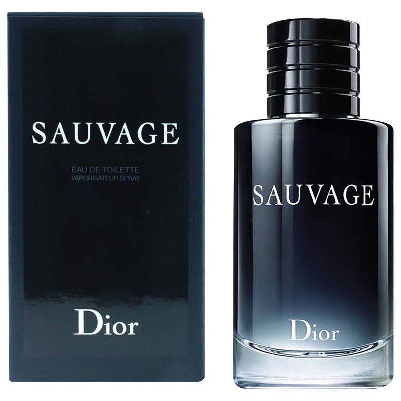Christian Dior Sauvage Eau de Toilette Vaporisateur Spray 200ml