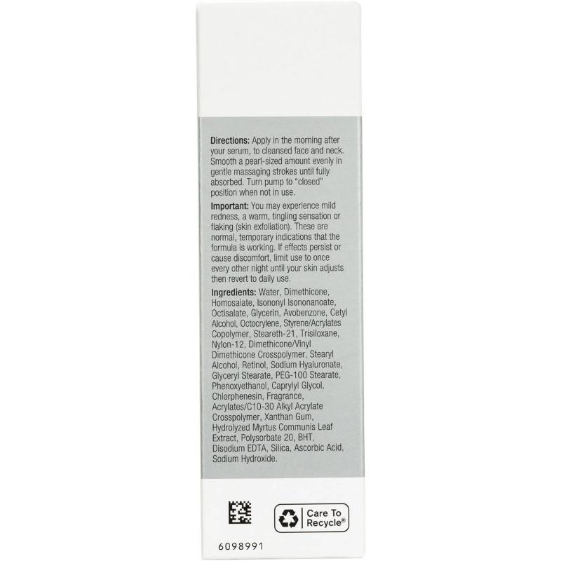 Kem dưỡng ẩm mờ nếp nhăn - Neutrogena Rapid Wrinkle Repair Anti Ageing Broad Spectrum Spf 15 29ml