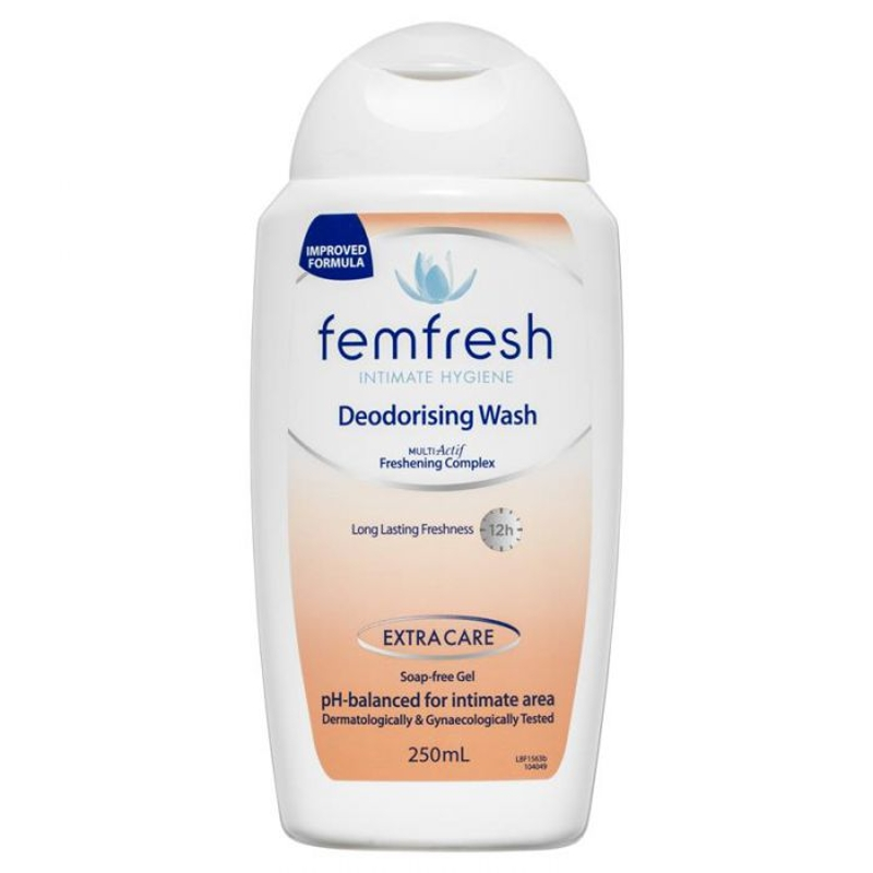 Dung dịch vệ sinh - CW Femfresh Deodorising Wash 250ml