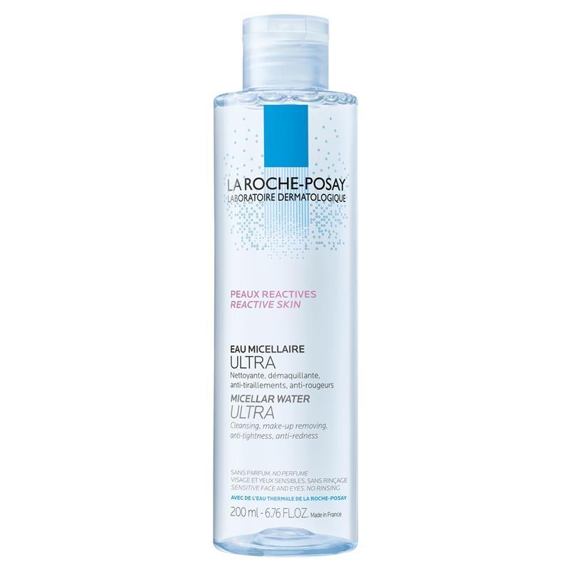 Nước tẩy trang - La Roche Posay Micellar Water Ultra for Reactive Skin 200ml