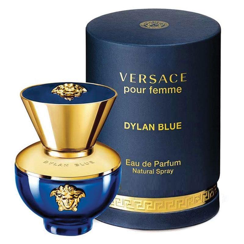 Versace Dylan Blue Pour Femme Eau De Parfum 100ml Spray