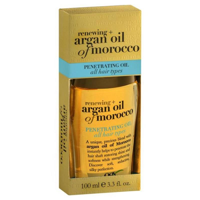 Dưỡng tóc - CW OGX Renewing Moroccan Argan Oil Penetrating Oil 100ml