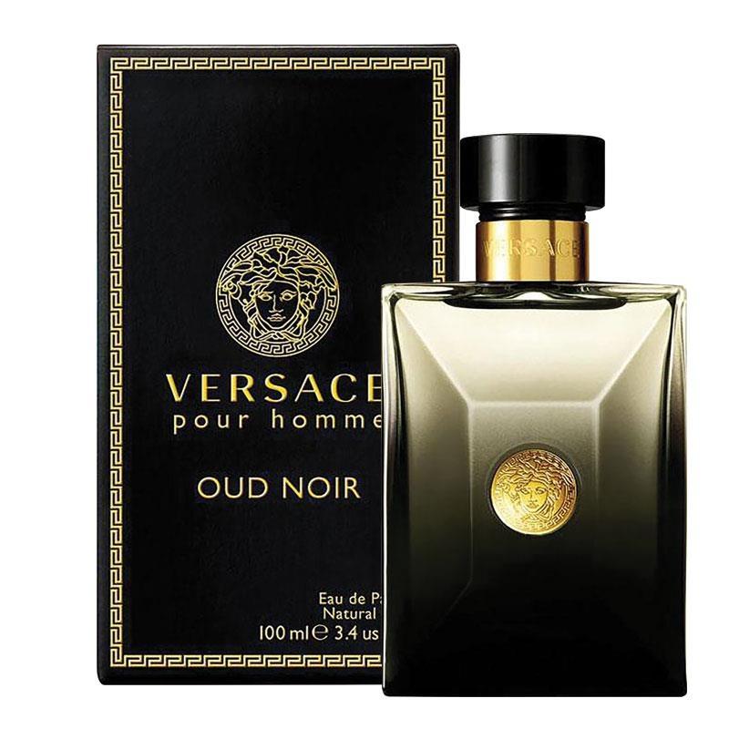 Versace Pour Homme Oud Noir Eau de Parfum 100ml Spray
