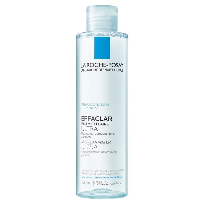 Nước tẩy trang - La Roche Posay Effaclar Micellar Water 200ml