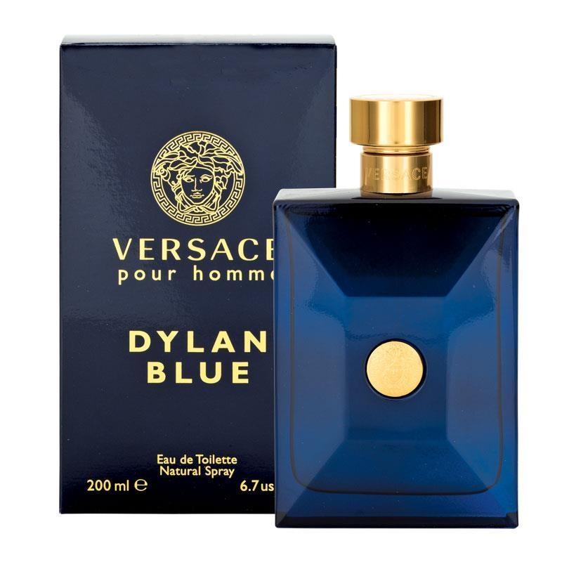 Versace Dylan Blue Eau de Toilette 200ml