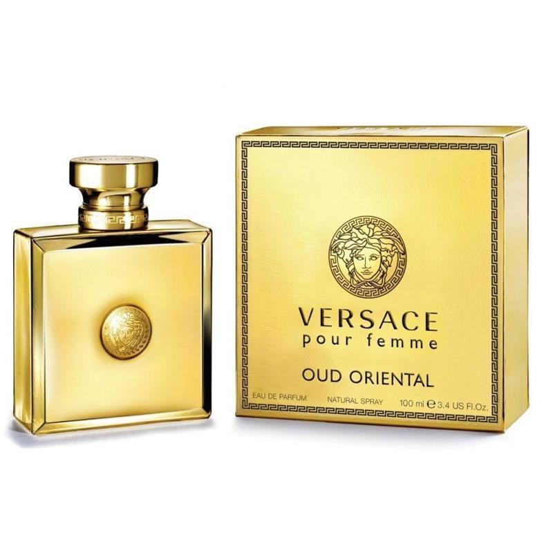Versace Pour Femme Our Oriental Eau De Parfum 100ml Spray Online Only