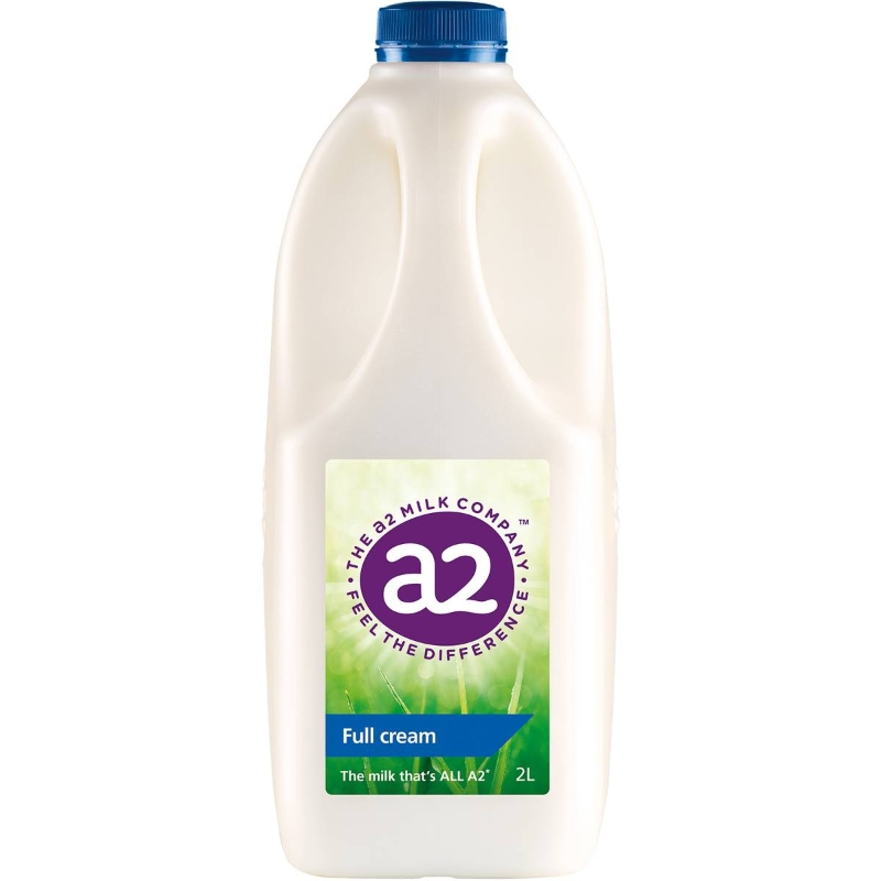 Sữa A2 nguyên kem 2l