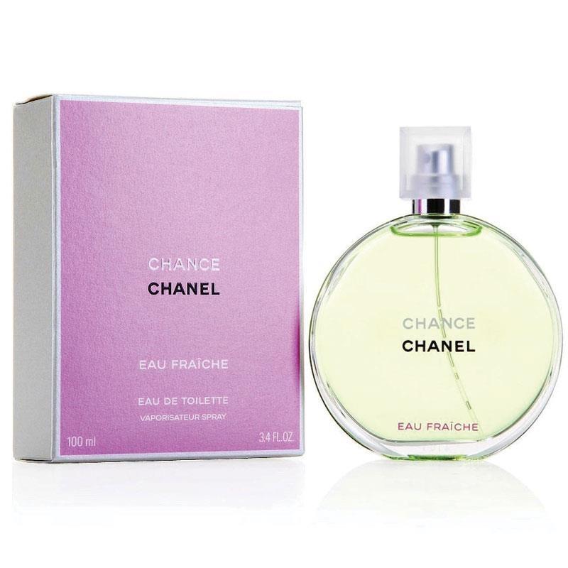 Chanel Chance Eau Fraiche Eau de Toilette 100ml