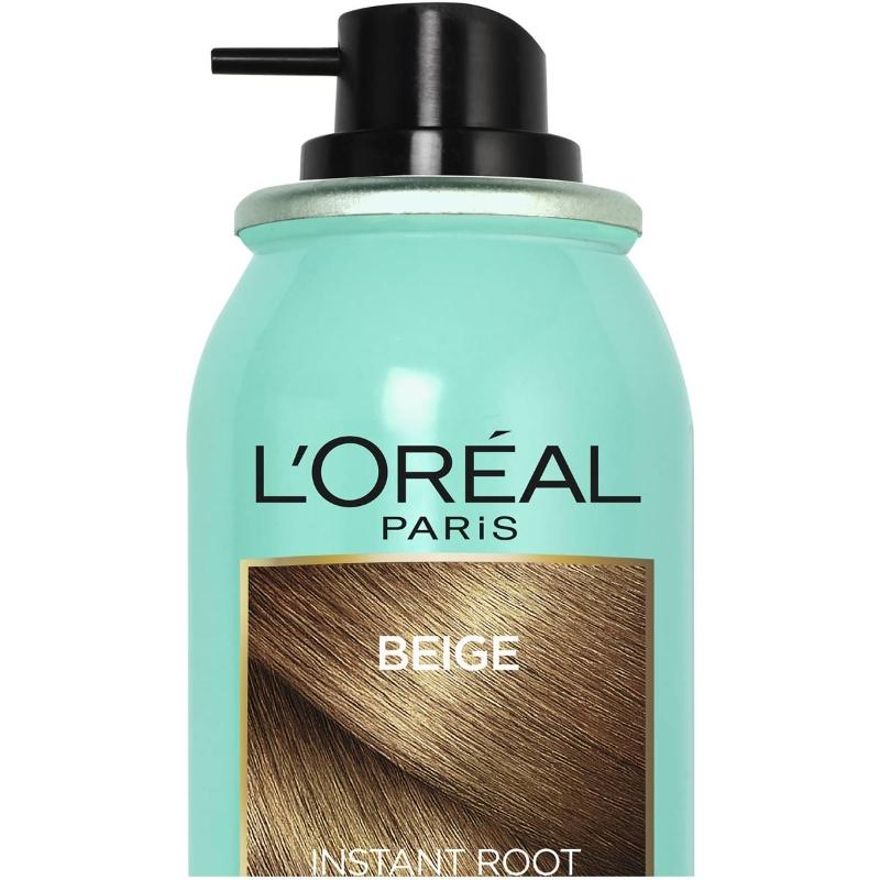Màu tóc L'oreal Paris Magic Retouch 4 Màu nâu nhạt