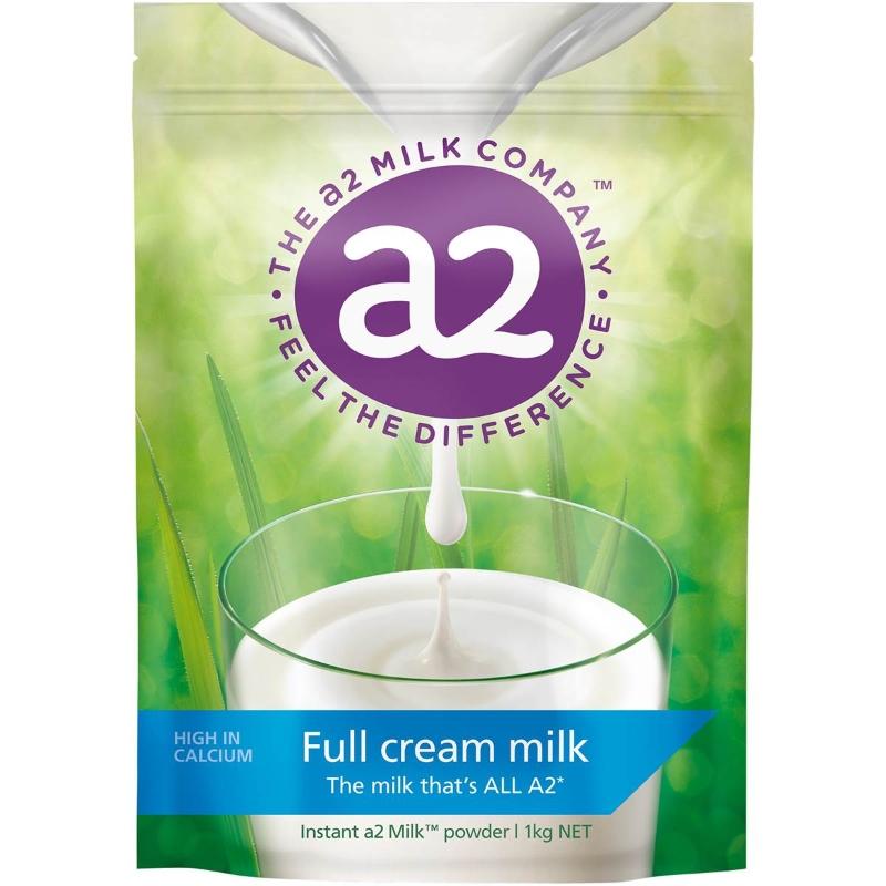 Sữa bột nguyên kem A2 1kg