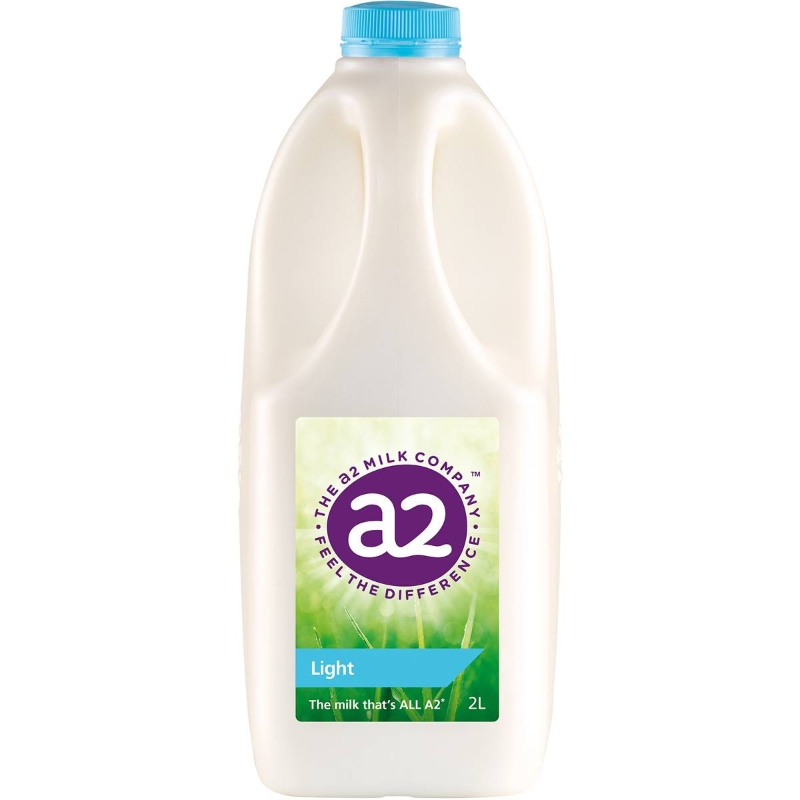 Sữa A2 Light 2l