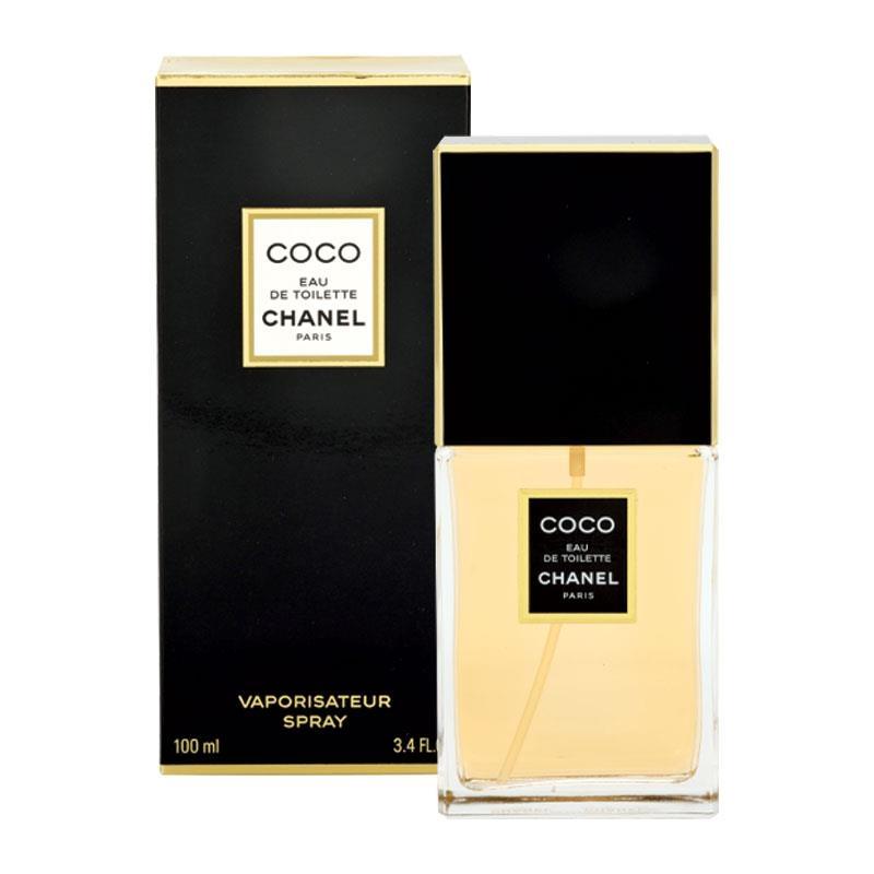 Chanel Coco Chanel 100ml Eau De Toilette Spray