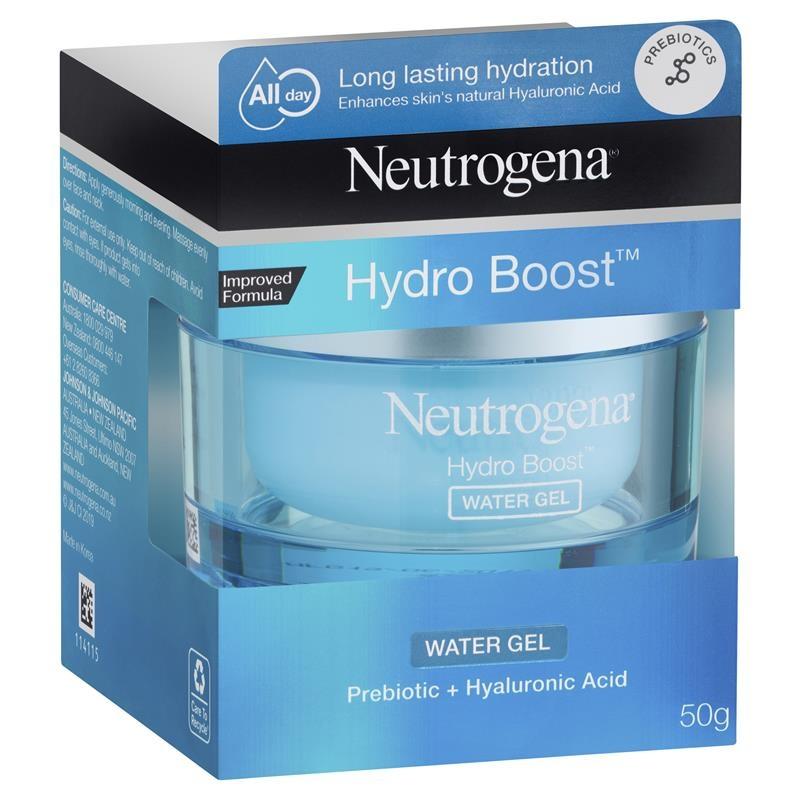 Kem dưỡng ẩm dành cho da dầu - Neutrogena Hydro Boost Water Gel 50g