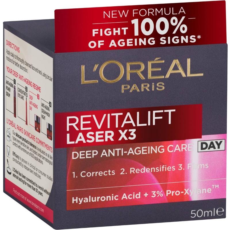 Kem dưỡng da ban ngày L'oreal Revitalift Face Cream 50ml