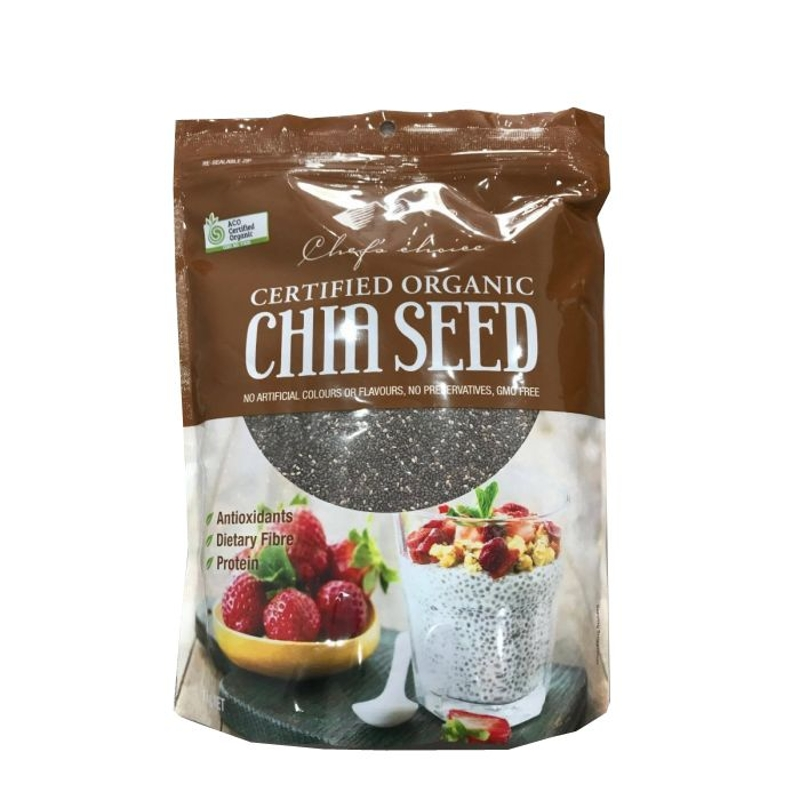 Hạt chia - Chefs Choice Chia 1kg (SALE - 12.2021)