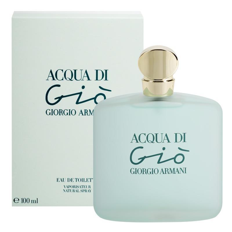 Giorgio Armani Acqua Di Gio for Women Eau de Toilette 100ml Spray