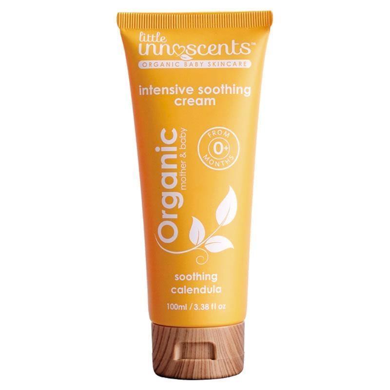 Kem Hữu Cơ Dưỡng Ẩm Và Làm Dịu Da Cho Bé Organic Intensive Soothing Cream 100ml