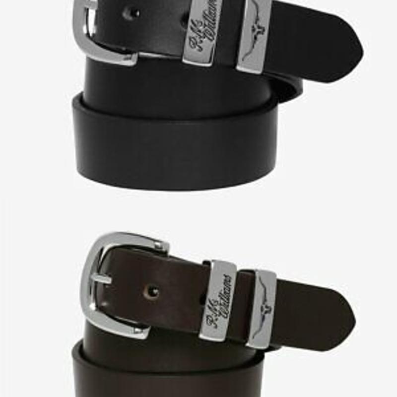 "Thắt lưng RM Williams 1 1/4"" Leather Belt - RRP 119.99 - FREE EXPRESS POST - SALE SALE"